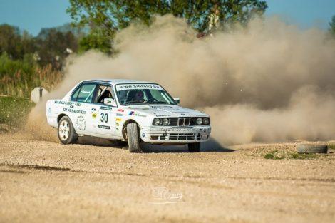 5 körös BMW E30, E36 rally autó élményvezetés
