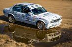 10 körös BMW E36, E46 rally autó élményvezetés