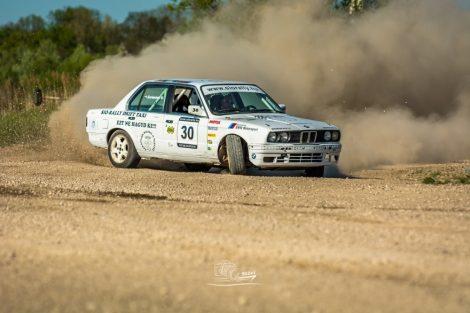 1 kör BMW E36, E46 rally autó DRIFT Taxi utasként