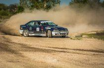 2 kör BMW E30, E36 rally autó DRIFT Taxi utasként