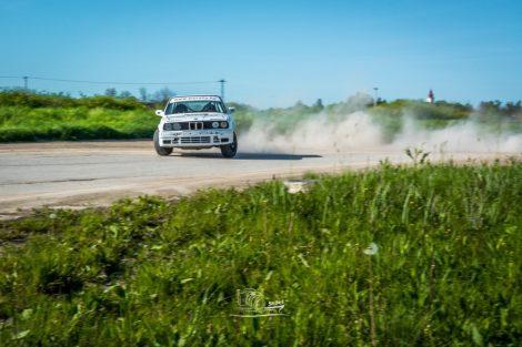 3 kör BMW E36, E46 rally autó DRIFT Taxi utasként