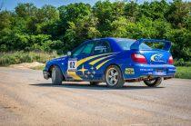 3 körös Subaru Impreza WRX STI rally autó élményvezetés