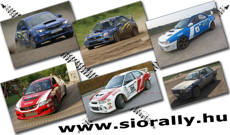 Rally autó élményvezetés ajándékba